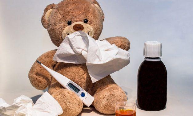 Wenn Kinder krank sind