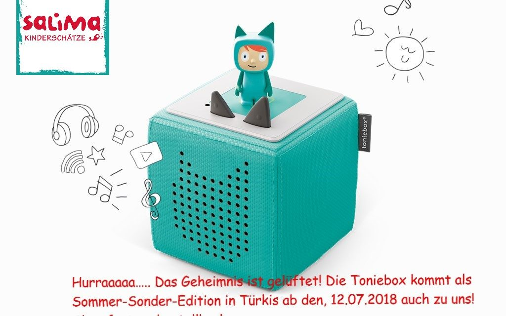 Toniebox Sommer-Sonder-Edition