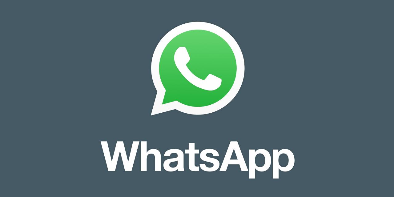 Jetzt auch in Whatsapp erreichbar